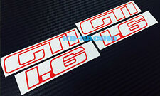 Peugeot 205 GTI 1.6 Stickers Decals Kit FREE SHIPPING x 4
