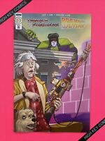 Transformers Back To The Future #3 Incentive 1:10 Schoening Variant Cvr C IDW NM