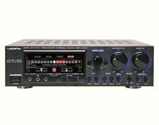 Vocopro Da9800rv Dual Digital Processor Karaoke Mixing Amplifier
