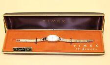 STUNNING RARE TIMEX 17 JEWEL NEW IN BOX 644104-18717 $42.95