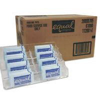 Equal Zero Calorie Sweetener 0.035 oz Packet 2000/Carton 827553