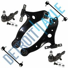 Brand New 6pc Complete Front Lower Control Arm Suspension Kit for 2007-11 Camry