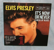 Elvis Presley It's Now Or Never - limited edition numbered CD single