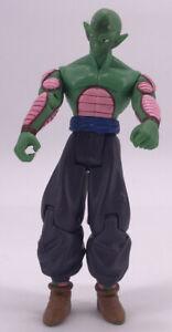 """Dragon Ball Z Piccolo Figure Bandai Irwin Fun 2003 Toy Cartoon Green 7"""" Show"""