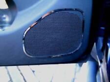 D Nissan Navara D40 Pathfinder Chrom Rahmen für Lautsprecher vorne - Edelstahl