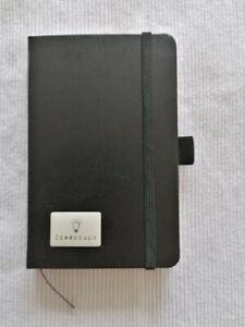 """Moleskine Notizbuch """"Ideenbuch"""" im Taschenformat in schwarz mit Stiftschlaufe"""