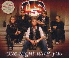 US 5 One night with you [Maxi-CD]
