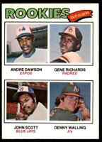 1977 Topps Andre Dawson RC NICE Rookie Outfielders #473 *Noles2148* Cs 10=FreeSh