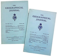 1924 - FIRST CROSSING LIBYAN DESERT -  Kufra to Darfur Sudan - SENUSSI - 10 - 11