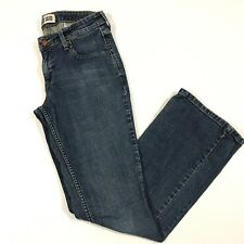 Levis Women's Jeans Size 6 Low Rise Boot Cut Signature Dark Wash Misses Medium