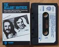 THE BELLAMY BROTHRS (CURB/WARNER K4256242) 1976 UK CASSETTE TAPE COUNTRY ROCK