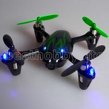 Hubsan X4 H107C 4CH Video Camera Quad 2.4G 107C Drone RTF Black Green Mode 2