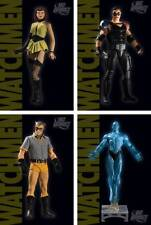 DC Comics Watchmen Series 2 Action Figure Set of 4 Comedian Silk Spectre New
