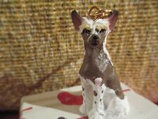 Chinese Crested ~ Key Chain ~ Great Gift Item
