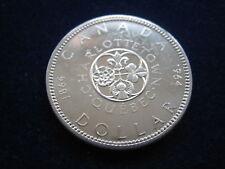 "MDS Canada/Canada dollaro 1964 ""Charlottetown Québec"", Argento #4"