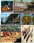 DVD set of Train Cartoons and Toy Train Commercials