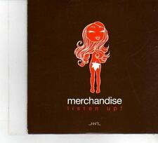 (DW456) Merchandise, Listen Up! - 2009 DJ CD
