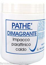 PATHE' DIMAGRANTE - Impacco paraffinico caldo - 1000 ml