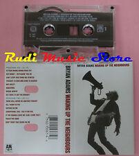 MC BRYAN ADAMS Waking up the neighbours 1991 usa A&M 7502153674 no cd lp dvd vhs