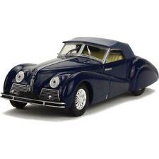 ALFA ROMEO 6c 2500 SS Spider Dark Blue 1 43 Whitebox