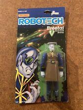 Robotech Breetai Zentraedi Enemy action figure Matchbox 1985