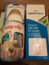 Biberon Bébéconfort Maternity 0-12 Mois Easy Clip  270 ml + Doseur de lait NEUF