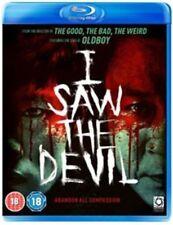 I Saw The Devil 5055201815637 Blu-ray Region B