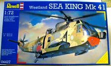 Westland Sea King Mk 41 helicopter - Revell 04427 - 1/72