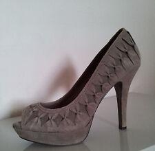 Top dcollet Scarpe da Donna Tacco Alto Stiletto 2327 NERO 37