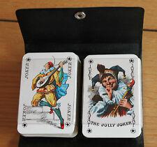 2 jeu de 54 cartes a jouer  ass-rommé canasta bridge