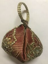 POTLI BANGLE Bag Party CELLPHONE Purse Wallet Wedding Clutch BOHO ETHNIC India