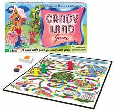 Candy Land 65th Anniversary Game , New, Free Shipping