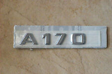 MERCEDES-BENZ badge  A 170