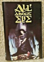 Vintage 1988 Cassette Tape All About Eve Self Titled Polygram Records