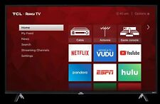 "TCL 55"" Class 4K UHD LED Roku Smart TV"