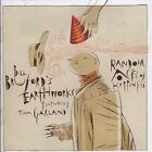 Bill Bruford's Earthworks Ft. Tim Garland Random Acts Of Happiness CD NEW SEALED