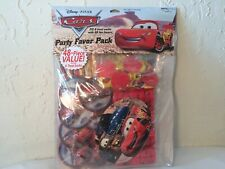 New Disney Cars 48-piece Mega Pack Birthday Party Favors Supplies GB
