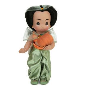 "Precious Moments Disney Parks Exclusive Jasmine Aladdin Boo Halloween 12"" Doll"
