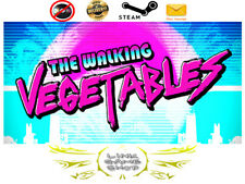 The Walking Vegetables PC & Mac Digital STEAM KEY - Region Free