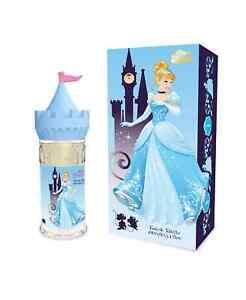 Disney Princess Cinderella EDT Eau de Toilette Spray Perfume for Girls - 100 ml