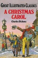 Great Illustrated Classics A Christmas Carol by Charles Dickens Hardcover NEW