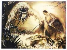 MARCUS BOAS fantasy poster (unsigned) - 11 x 14 1/2 - Solomon Kane
