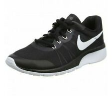 Nike Tanjun Racer Youth Size 6Y  Black, White and Grey  AH5244 100 NEW!