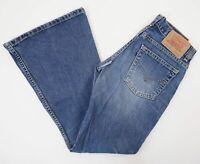 Levis Levi's Jeans 544 W26 L30 26/30 blau stonewashed Schlaghose Denim -E377