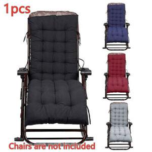 1* Chair Seat Cushion Soft Thick Outdoor Patio Backyard Garden Lounge Seat Pad