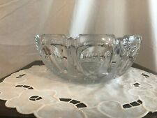 Decorative Glass Bowl Clear