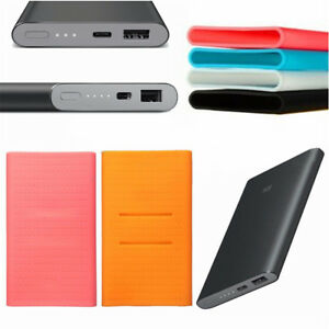1pc Mobile Power Bank Charger Battery Case Cover For MI Xiaomi 10000mAh Type-C