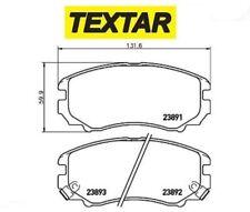 2389101 Kit pastiglie freno, Freno a disco (TEXTAR)