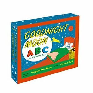 Goodnight Moon 123 & ABC Gift Slipcase by Hurd, Clement Book The Cheap Fast Free