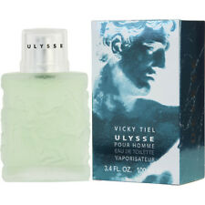 Ulysse by Vicky Tiel for Men EDT Pour Homme 3.4 oz/100 ml,Brand New In Box